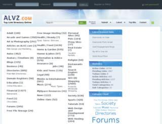 alvz.com screenshot