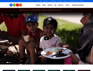 alwahdafestival.com screenshot