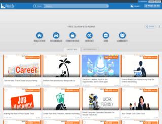alwar.classi4u.com screenshot