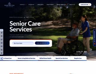 alwaysbestcare.com screenshot