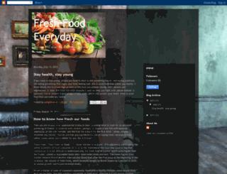 alwaysfreshfood.blogspot.com screenshot