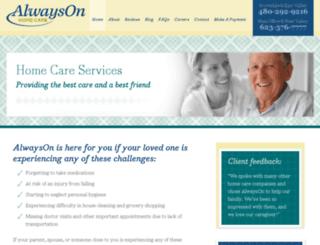 alwayson.wpengine.com screenshot