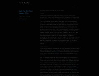 alyankovic.wordpress.com screenshot