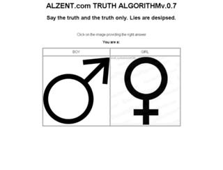 alzent.com screenshot
