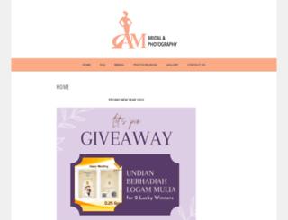 am-bridal.com screenshot