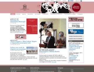 am-lisboa.pt screenshot
