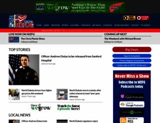 am1100theflag.com screenshot