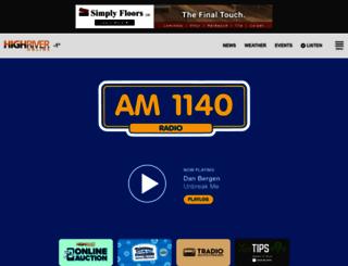 am1140radio.com screenshot