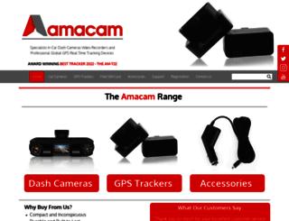 amacam.net screenshot