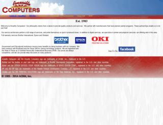 amacomputers.com screenshot
