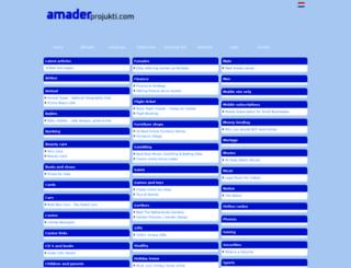 amaderprojukti.com screenshot
