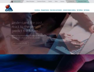 amadeus.co.uk screenshot