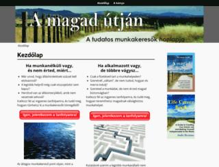 amagadutjan.hu screenshot
