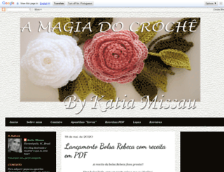amagiadocroche.blogspot.com screenshot