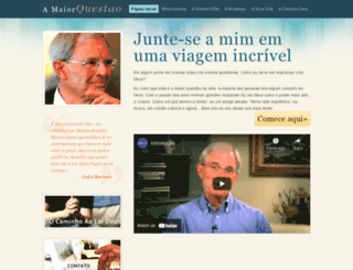 amaiorquestao.com screenshot