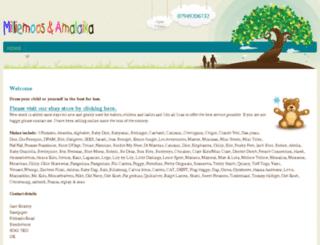 amalaika.com screenshot