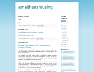 amaltheasmusing.blogspot.com screenshot