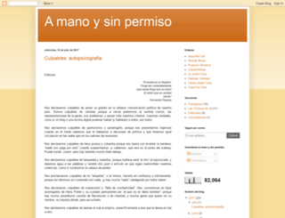 amanoysinpermio.blogspot.com screenshot