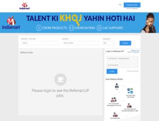 amantran.referralrecruit.com screenshot