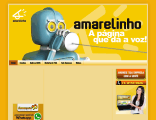amarelinho10.blogspot.com.br screenshot