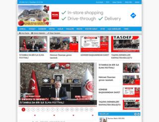 amasyahaber.net screenshot