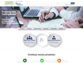 amat.com.br screenshot