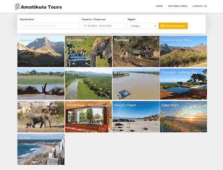 amatikulu.com screenshot
