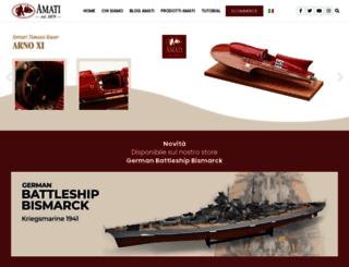 amatimodel.com screenshot