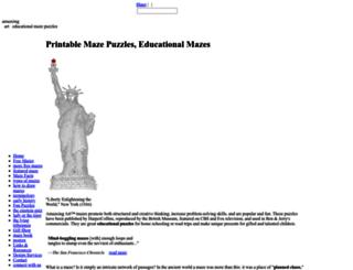 amazeingart.com screenshot