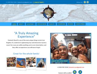 amazinglarace.com screenshot