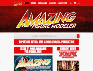 amazingmodeler.com screenshot