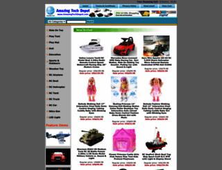 amazingtechdepot.com screenshot
