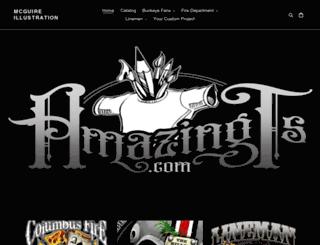 amazingts.com screenshot