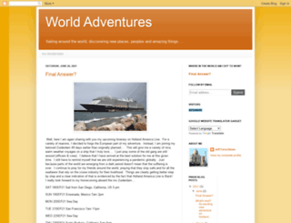 amazingvoyages2.blogspot.nl screenshot
