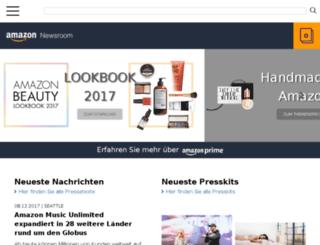 amazon-presse-de-relaunch.cosmoprojects.de screenshot