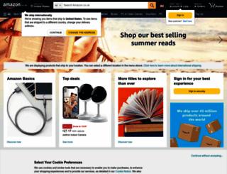 amazon.co.uk screenshot