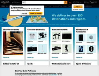 amazon.de screenshot