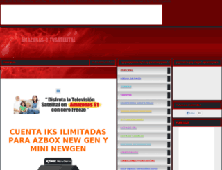 amazonas-3-tvsatelital.es.tl screenshot