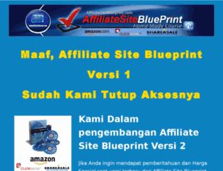 amazonminisite.com screenshot