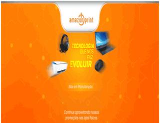 amazonprint.com.br screenshot