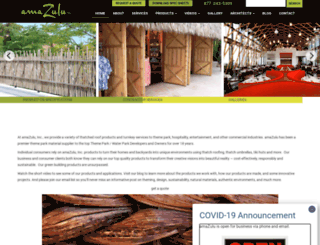 amazuluinc.com screenshot