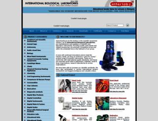 ambalalab.com screenshot