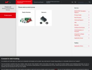 amber-wireless.com screenshot