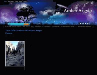 amberargyle.blogspot.com screenshot
