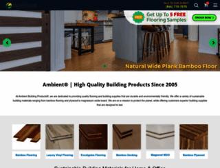 ambientbp.com screenshot