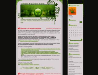 ambientequalvida.blogs.sapo.pt screenshot