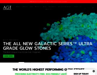 ambientglowtechnology.com screenshot