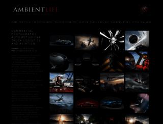 ambientlife.co.uk screenshot