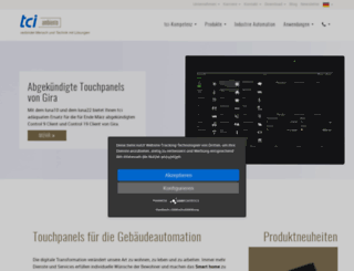ambiento.de screenshot
