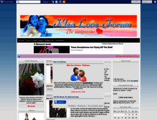 ambra.forumattivo.com screenshot